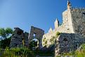 Vstup do Plaveckeho hradu