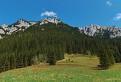 Vápencové hrebene