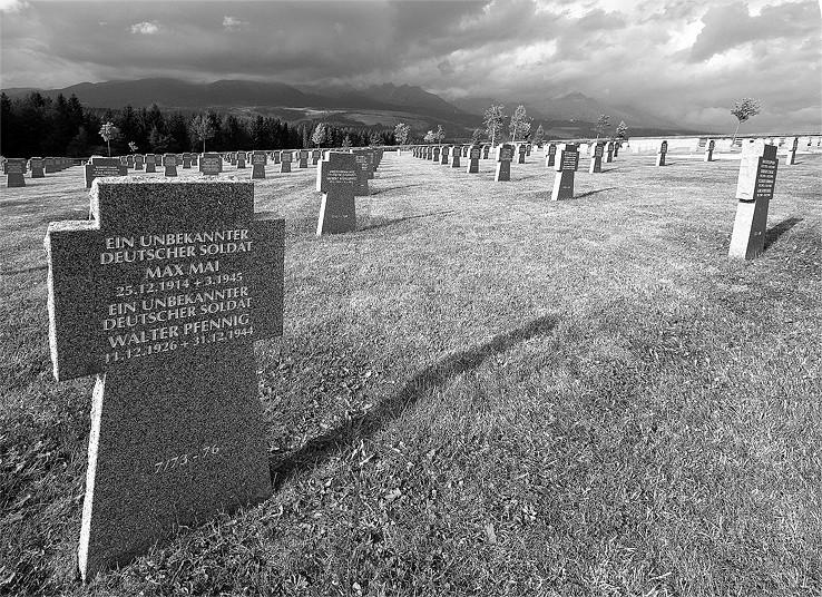 Friedhof Važec
