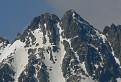 Jeden z najkrajších tatranských vrcholov