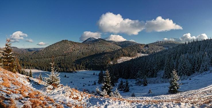 Ondrejisko panorama