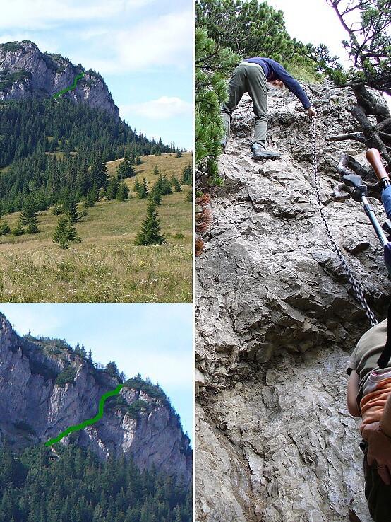 Klettersteig A/B?