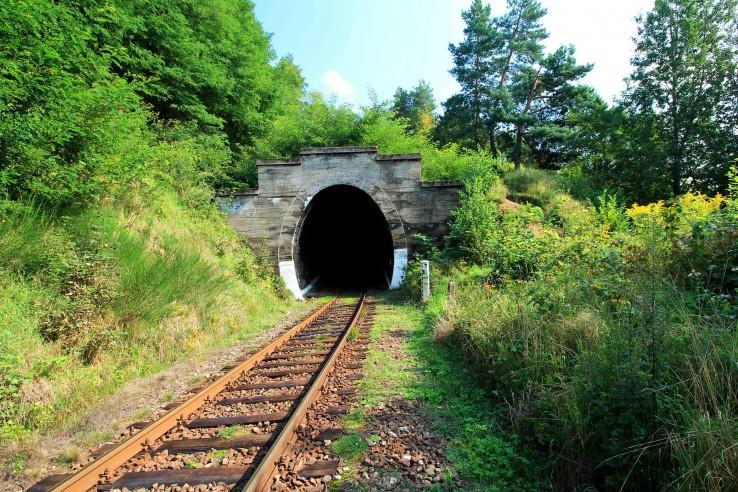 Železničný tunel