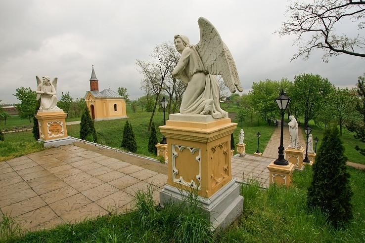 Kalvária Dvory nad Žitavou III