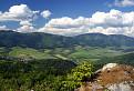 Pohľady z Čierneho vrchu na NT a Horehronie II.
