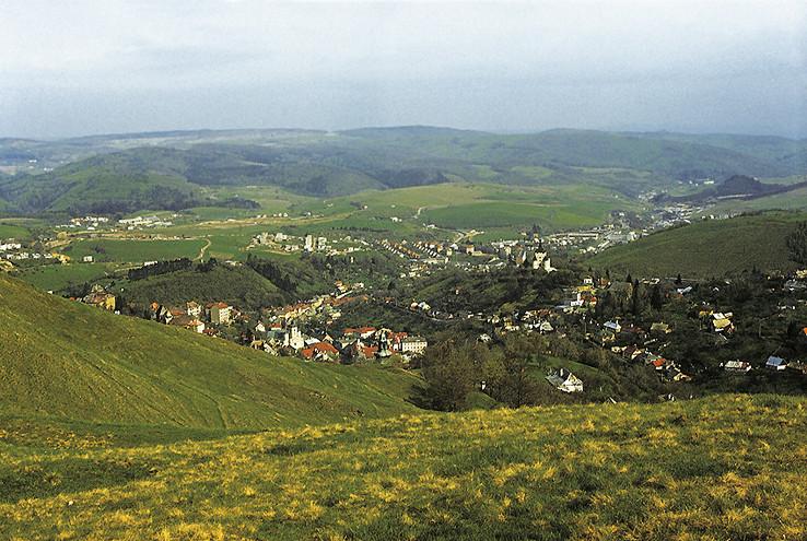 Banská Štiavnica a. d. 1978