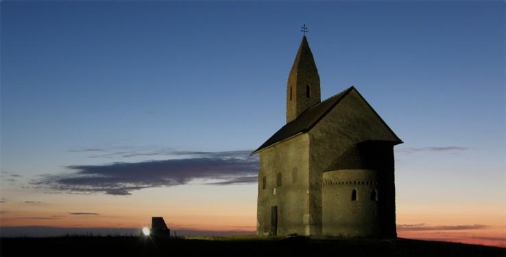 kostolík sv.Michala v Drážovciach