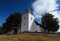 Románsko-gotický kostol Sádok