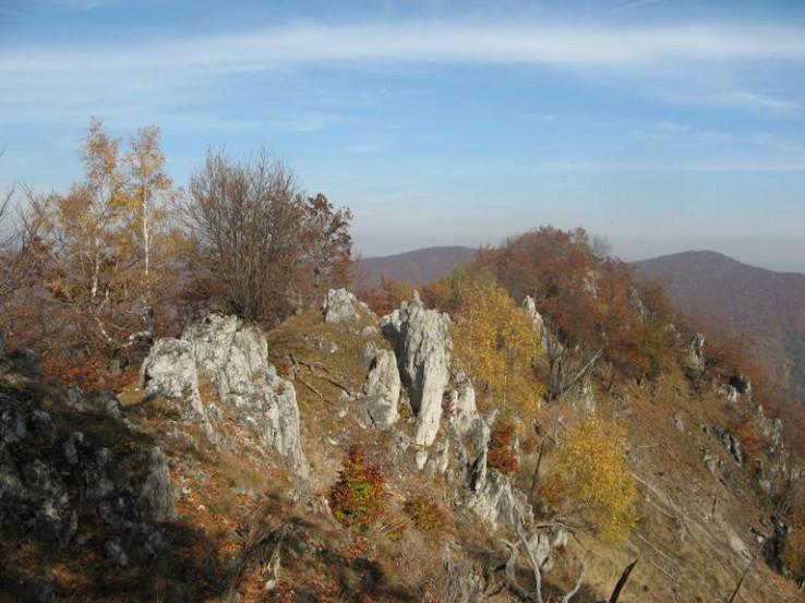 Bokšovské skaly