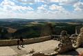 Výhľad z Čachtického hradu / 1.2000