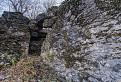 Skalná brána v Malých Karpatoch.