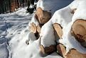 ...sněhová peřina