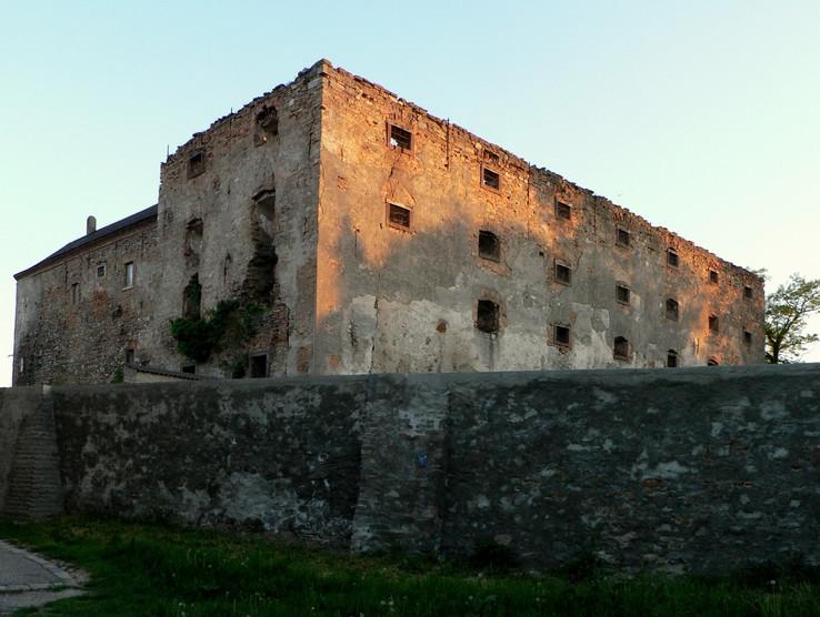 Vodný hrad v Kitsee