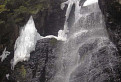 Vodopád Bystré na Poľane