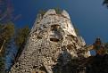 Blatnický hrad - južná veža
