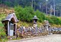 Symbolický cintorín na poľane Wiktorowki