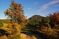 Jeseň nad Lehotou
