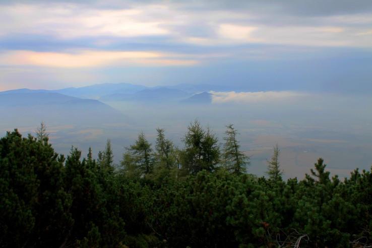 Pred Holým vrchom