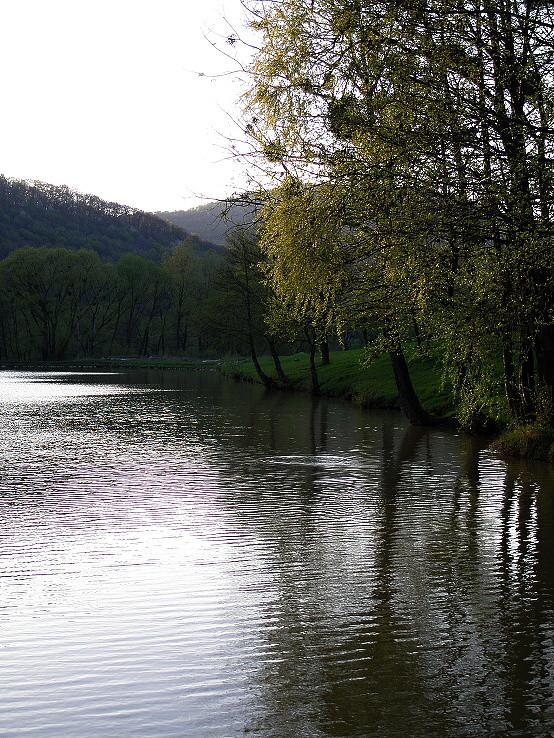 Chlmecký rybník