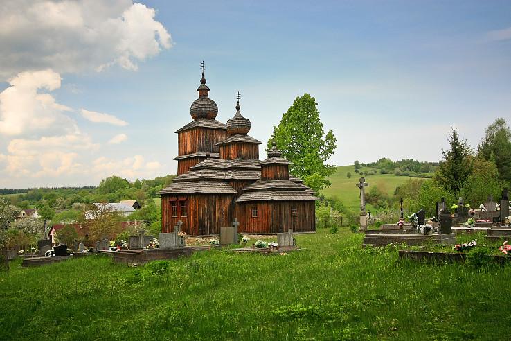 Kostolík v Dobroslave