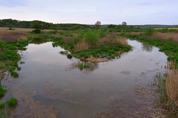 Vodná nádrž Poľov