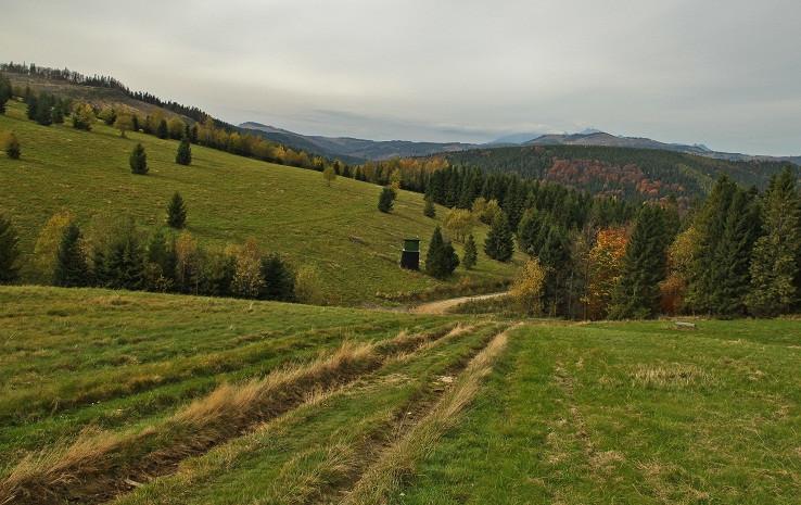 jeseň v Levočákoch