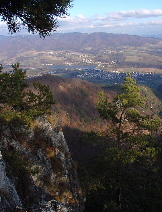 Z Košútovej skaly