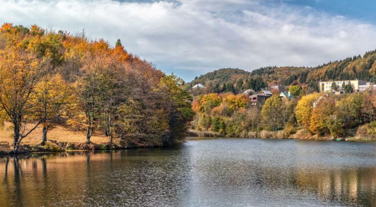 Evičkino jazero
