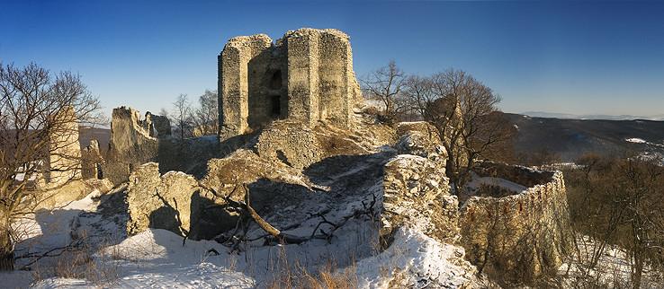 Hrad Jelenec