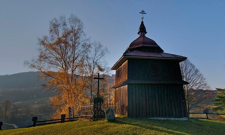 Drevená cerkva