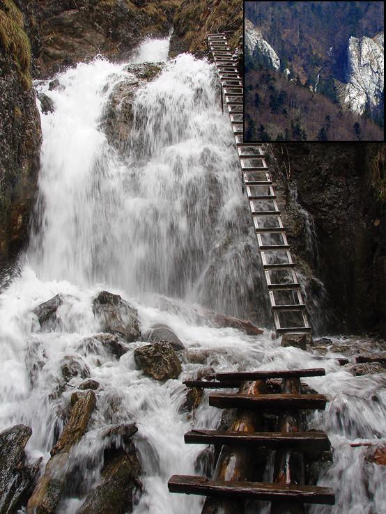 Nálepkov vodopád
