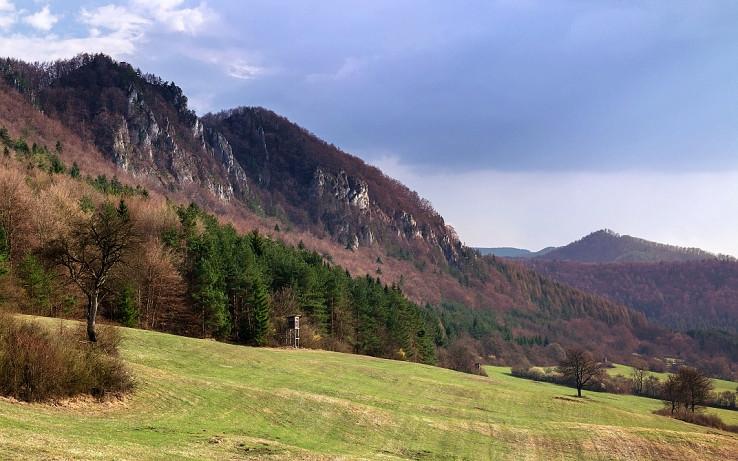 Veľké skaly - odvrátená strana
