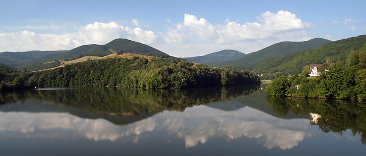 Ružínská panoráma