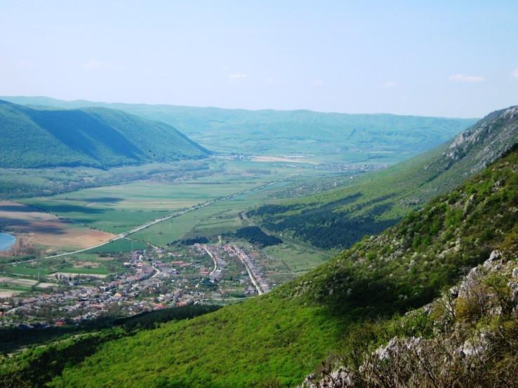 Na planine Horný vrch