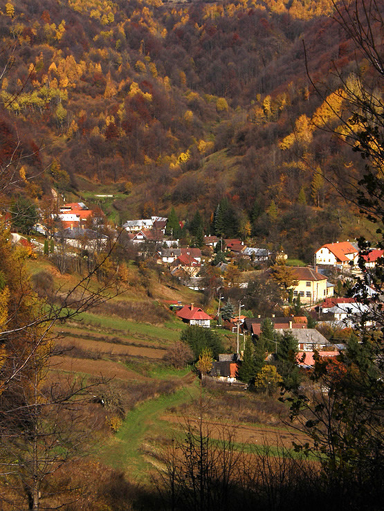 Podzim na Hačave