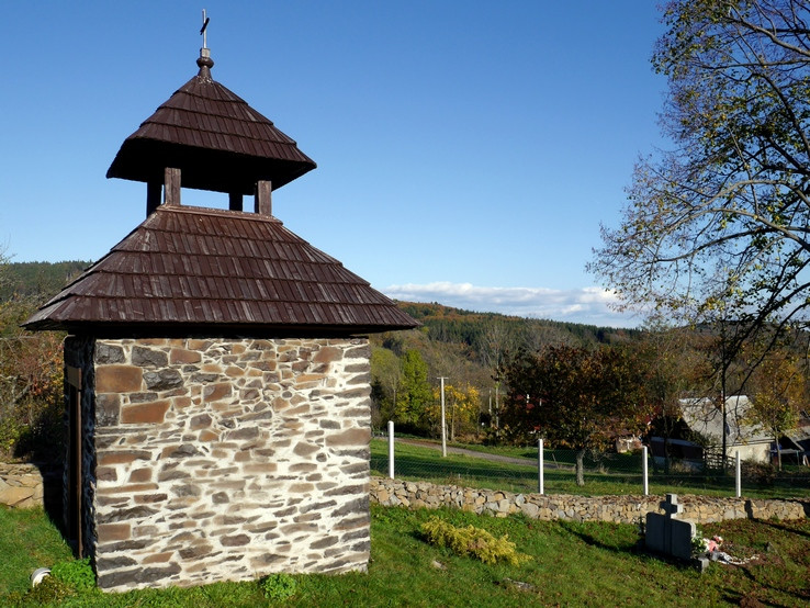 Cintorínska zvonička