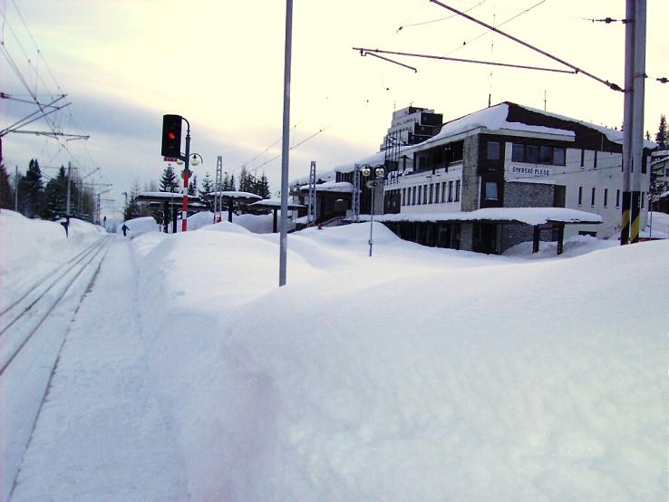 Zimná stanica