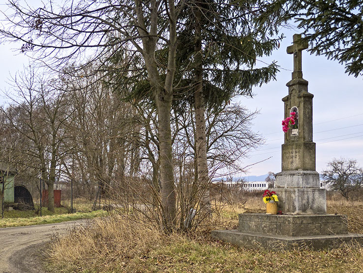 Spomienka na obec Lieskovec