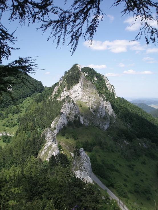 Z Vršateckého hradu
