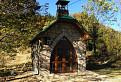 Kaplnka v sedle Príslop