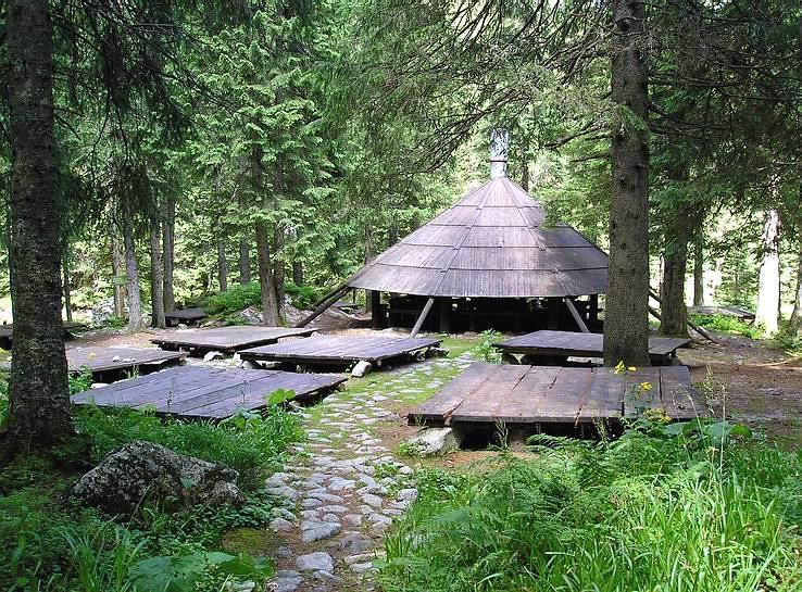 Horolezecké táborisko
