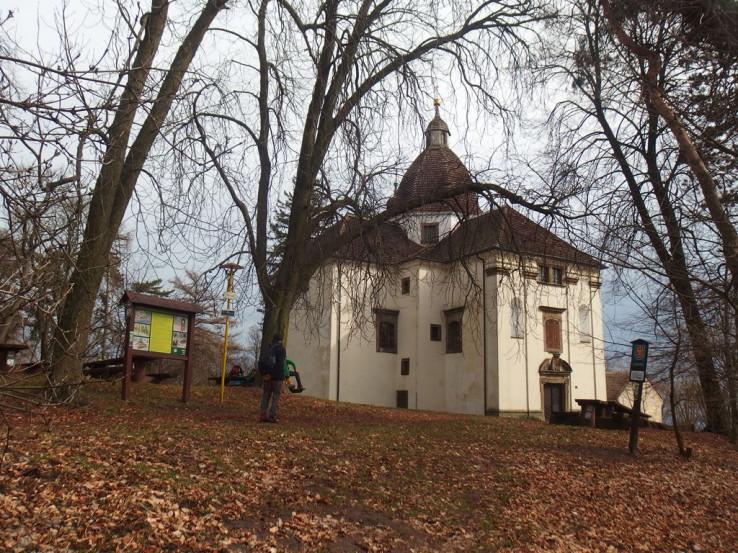 Kaplnka sv. Barbory