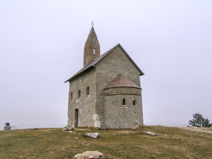 Drážovský kostolík