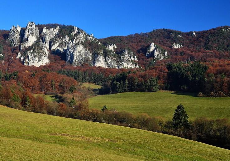 jeseň v Súľovských vrchoch II.
