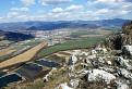 Volovské vrchy z Brzotínskych skál