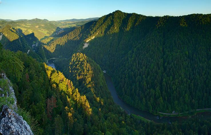 Meandre Dunajca