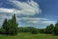 Pohľad na Jelení vrch