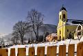 Kostolík v Lúčkach
