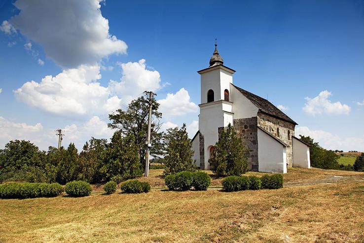 Kalinčiakovo - kostol