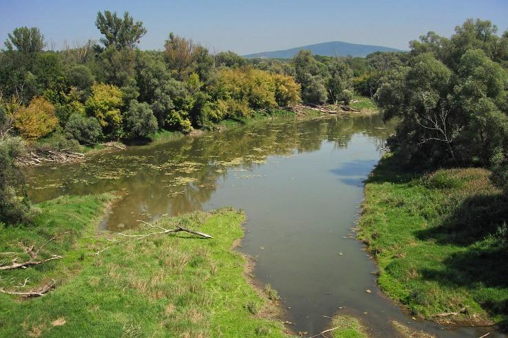 rameno Dunaja a Devinska Kobyla